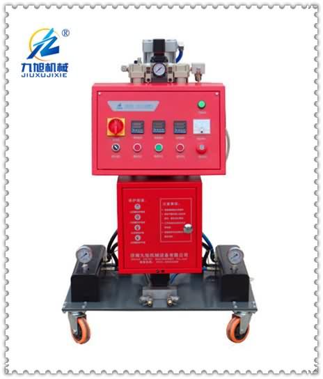 III(H)380V高压聚氨酯发泡机